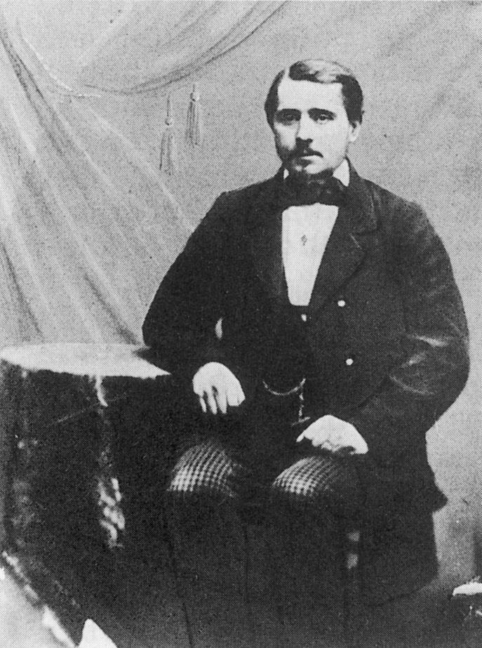 Portrait Anton Ullrich