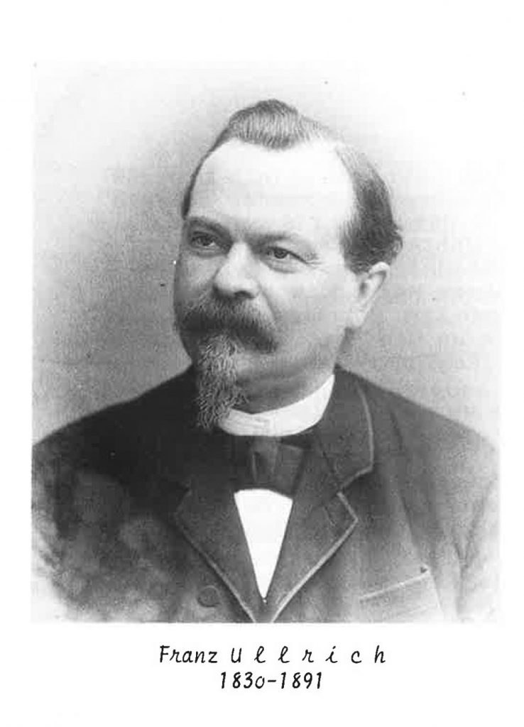 Portrait Franz Ullrich
