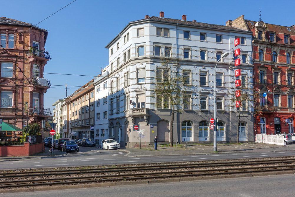 Bauhaus in U3 in Mannheim