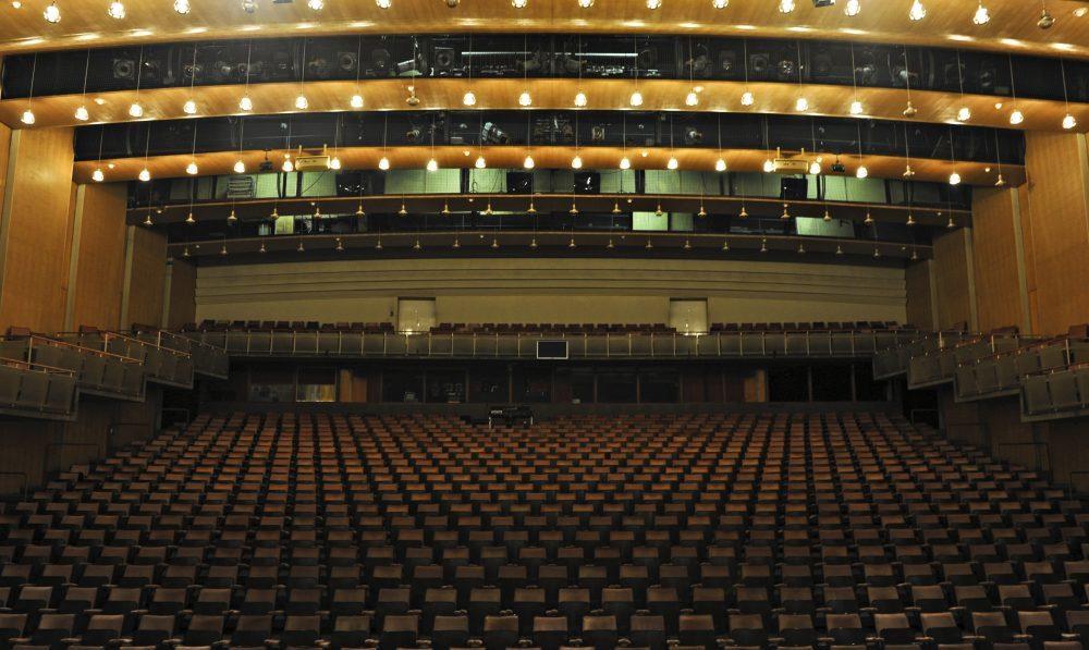 Innenaufnahme Nationaltheater Mannheim