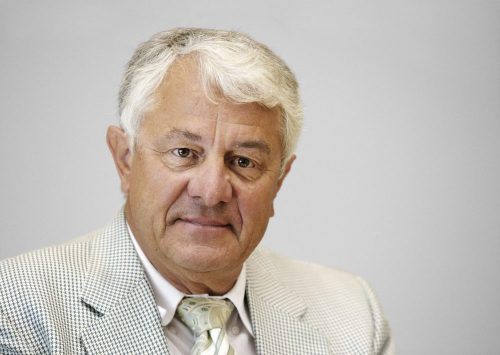 Portrait Hasso Plattner