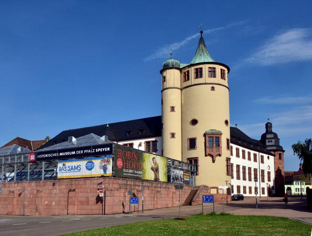 Museumsgebäude von außen