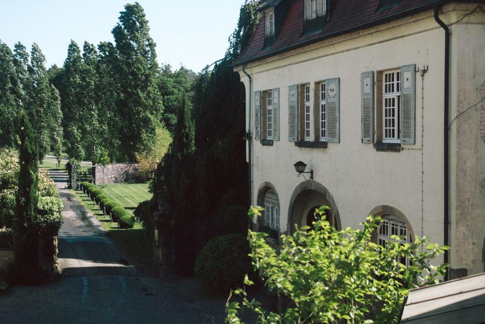 Hofgut Holzmühle im südpfälzischen Westheim